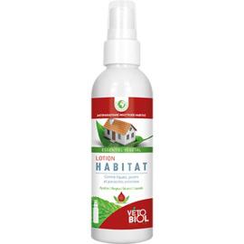Vetobiol lotion habitat - 100.0 ml - insectifuge naturel - vétobiol Lotion insecticide pour l'environnement.-138995