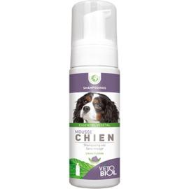 Vetobiol mousse chien shampooing sec 100ml - vétobiol -216361