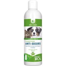 Vetobiol shampooing anti-odeurs 200ml - vétobiol -216364