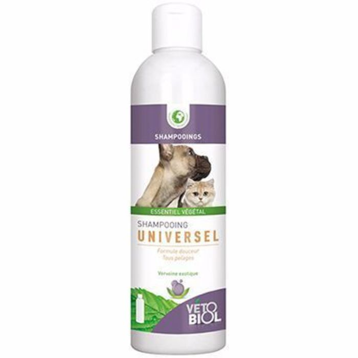 Vetobiol shampooing universel 200ml Vétobiol-216363