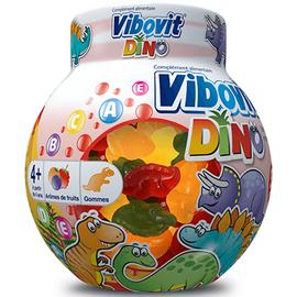 Vibovit dino vitamines minéraux +4ans 50 gommes - vibovit -216336