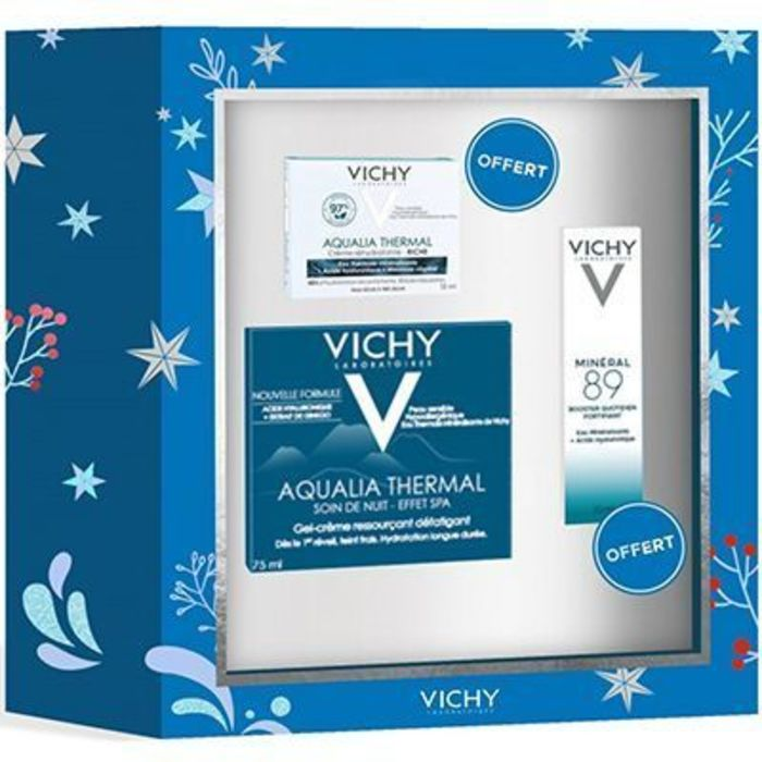 Vichy coffret aqualia thermal soin de nuit Vichy-222776