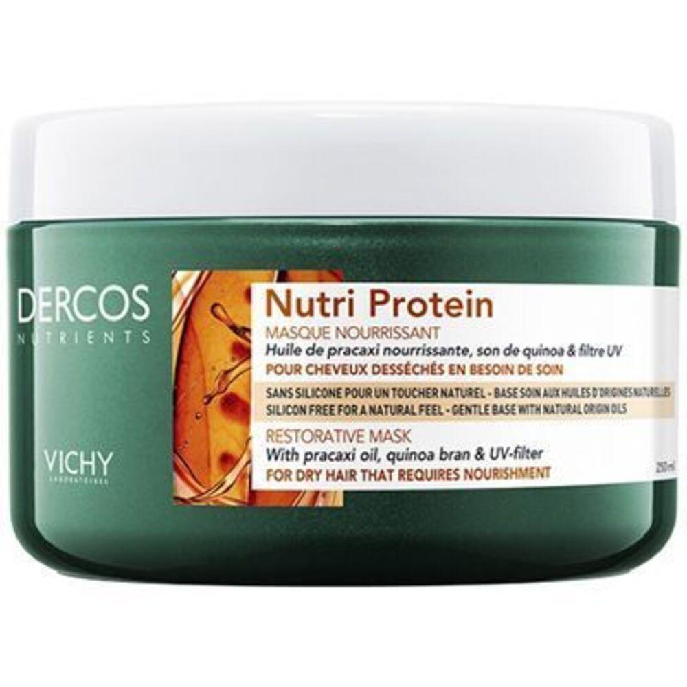 Vichy dercos nutrients nutri protein masque nourrissant 250ml Vichy-223163