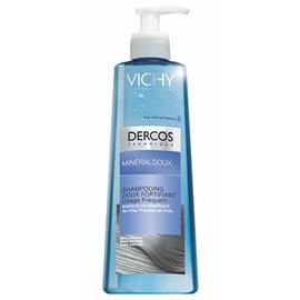 Vichy dercos shampooing minéral doux - 200ml - vichy -203842