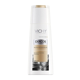 Vichy dercos shampooing nutri-réparateur - 200.0 ml - dercos - vichy -83205
