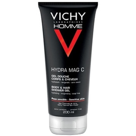 Vichy homme hydra mag c - 200.0 ml - vichy homme - vichy Hydratant ? Revigorant Corps et Cheveux-92583