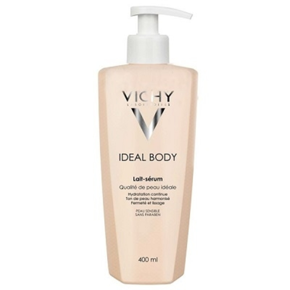 Vichy ideal body lait-sérum - 400ml - 400.0 ml - vichy -143740