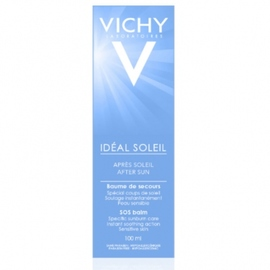 Vichy ideal soleil baume secours après-soleil - 100.0 ml - solaire - vichy Spécial coup de soleil-83490