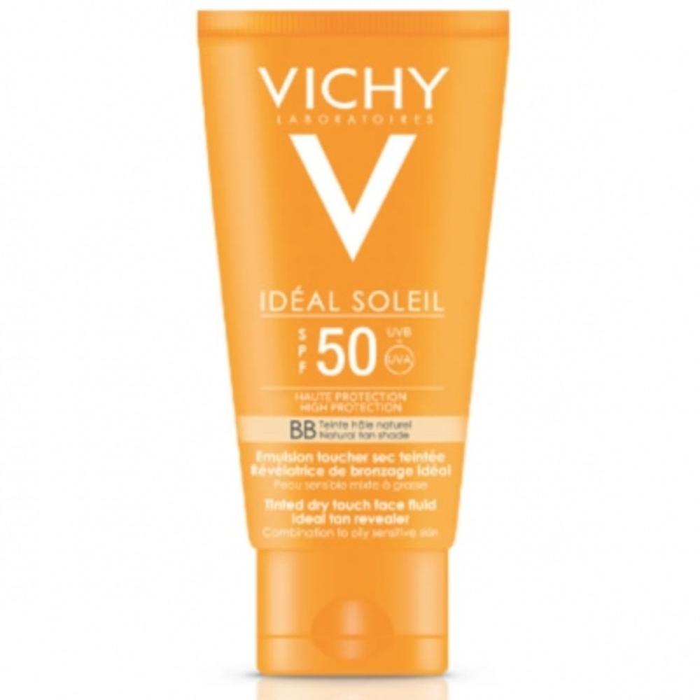 Vichy ideal soleil bb emulsion spf50+ - divers - vichy -143090