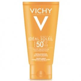 Vichy ideal soleil crème onctueuse spf50+ - divers - vichy -143093