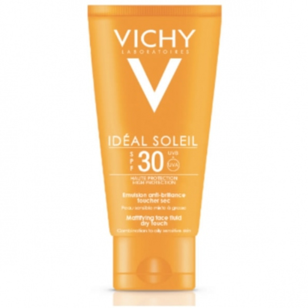 VICHY Ideal Soleil Emulsion Anti-brillance SPF30 - divers - Vichy -143095
