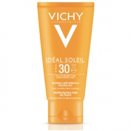 Vichy ideal soleil emulsion anti-brillance spf30 - divers - vichy -143095