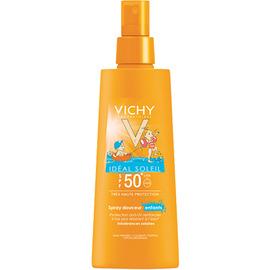 Vichy ideal soleil spray enfants spf50+ - 200ml - divers - vichy -143099