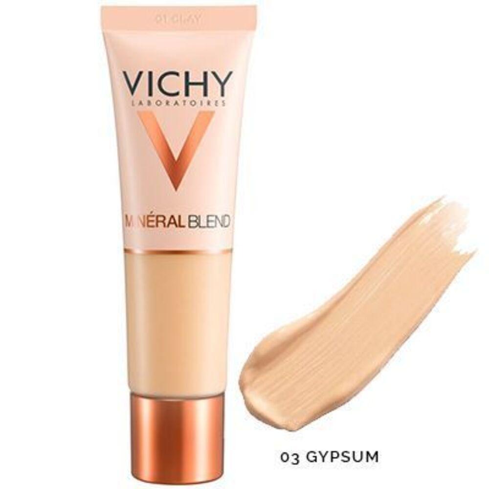 Vichy mineralblend fond de teint hydratant 03 gypsum 30ml Vichy-222765
