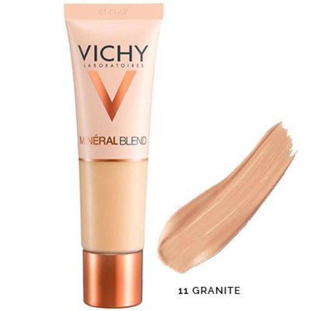 Vichy mineralblend fond de teint hydratant 11 granite 30ml Vichy-222768