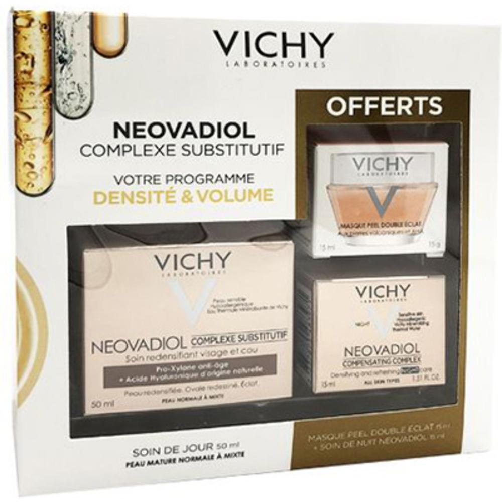 Vichy néovadiol programme densité & volume peau mature normale à mixte Vichy-222760