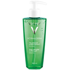 Vichy normaderm gel nettoyant purifiant - 200ml - 200.0 ml - soin visage - vichy Peau à imperfections.-99993