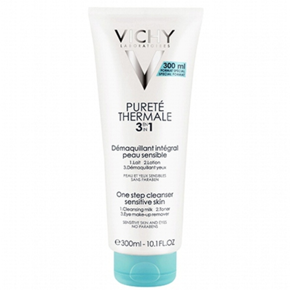 VICHY PURETE THERMALE Démaquillant Intégral - 300.0 ml - Vichy -141296