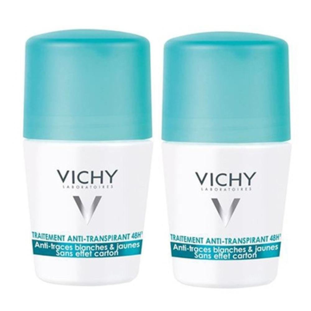 VICHY Traitement Anti-transpirant Anti-traces - Lot de 2 - divers - Vichy -143119