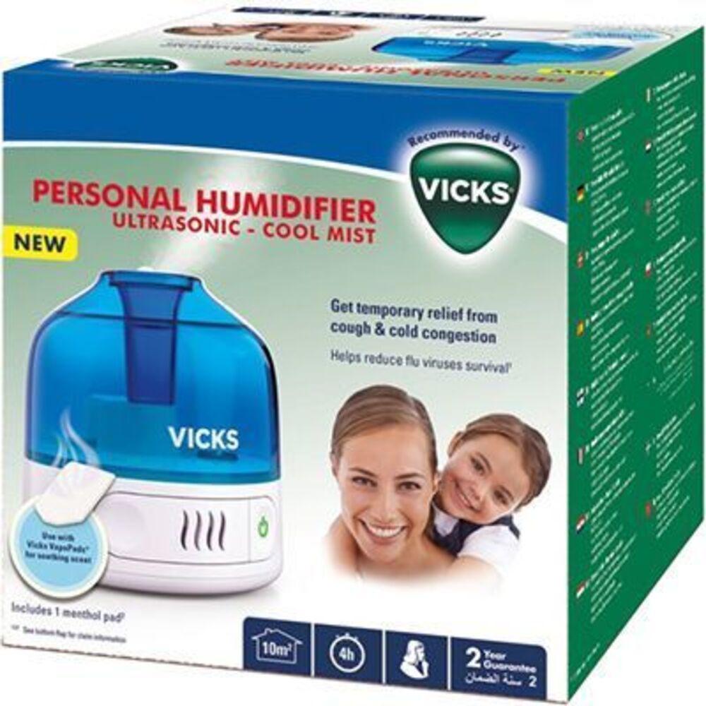 Vicks humidificateur personnel à ultrason coolmist - vicks -223082