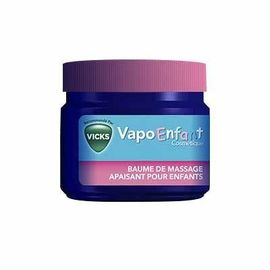 Vicks vapoenfant baume de massage 50g - vicks -223906