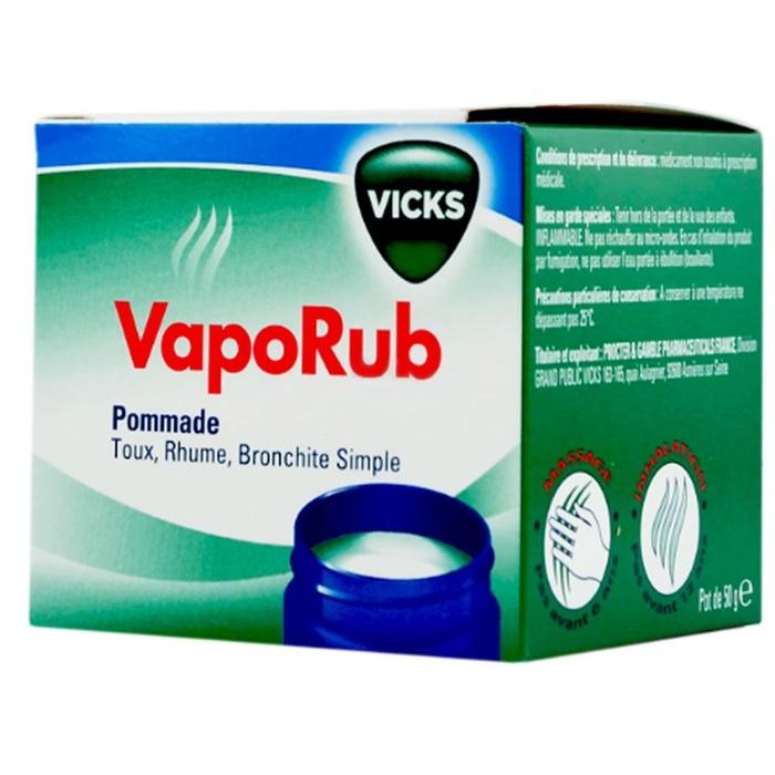 Vicks vaporub - 50g Procter & gamble-192880