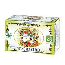 Vigne rouge - 20.0 unites - tisanes simples bio - romon nature -16205