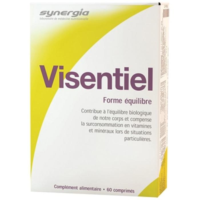 Visentiel - 60 comprimés Synergia-206595