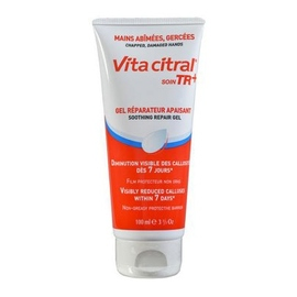 Vita citral soin tr+ gel réparateur apaisant 100ml - vita citral -212651