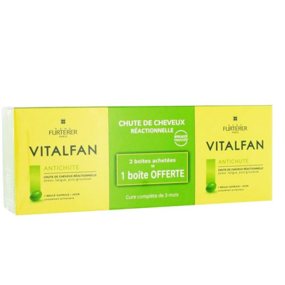 Vitalf anti chute react lot 3 - furterer -148108