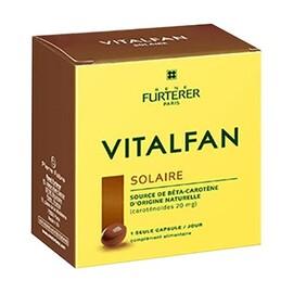 Vitalfan solaire 30 capsules - furterer -214339