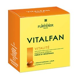 Vitalfan vitalité 30 capsules - furterer -214340