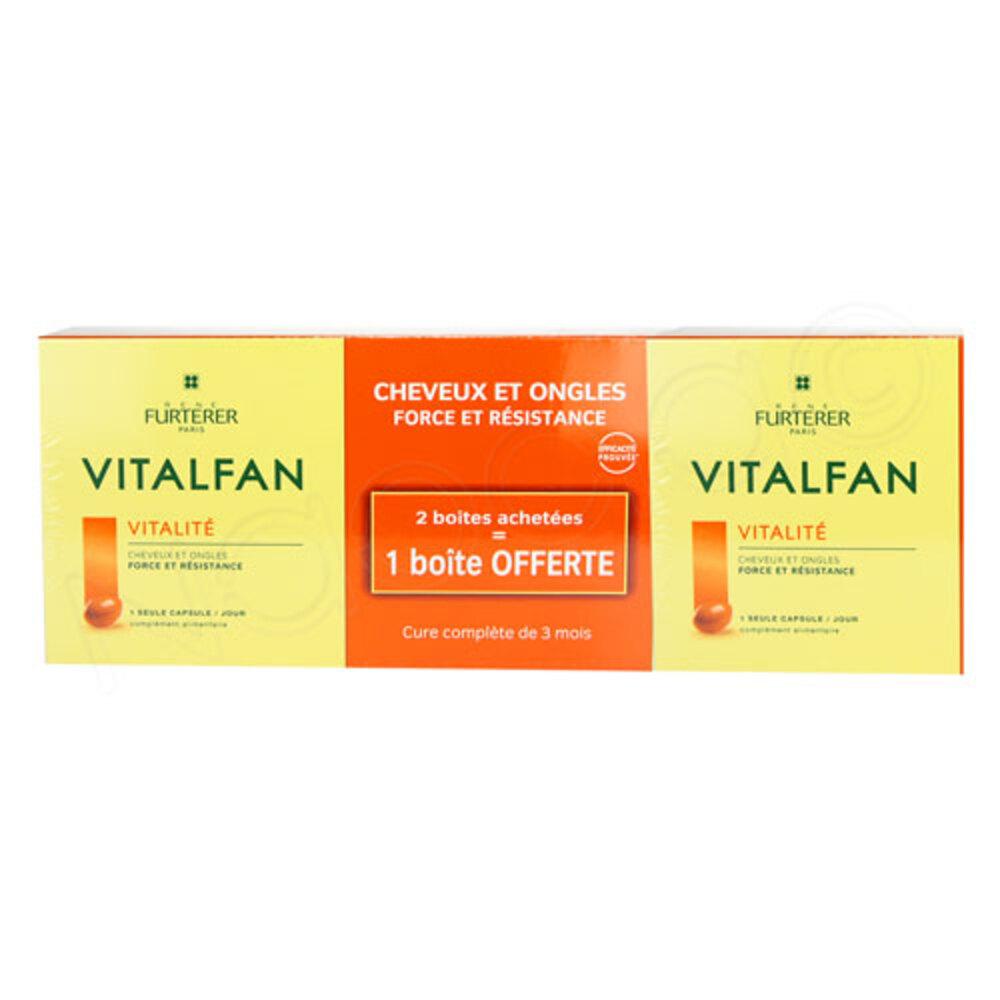 Vitalfan vitalx3 lots - furterer -147831