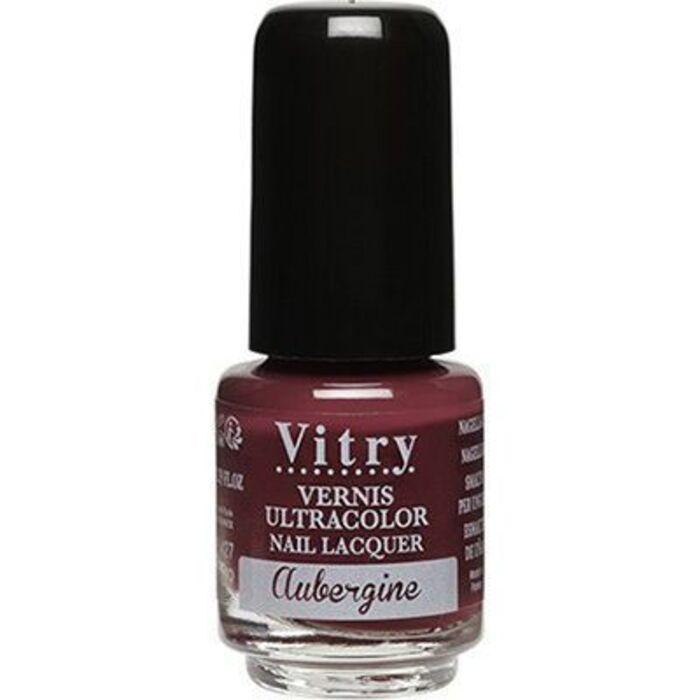 Vitry vernis à ongles aubergine Vitry-226504
