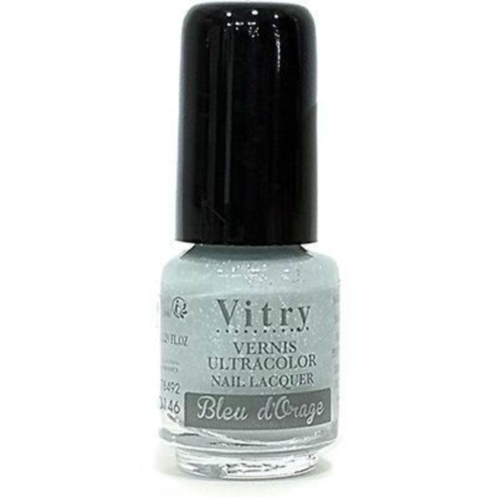Vitry vernis à ongles bleu d'orage Vitry-226508
