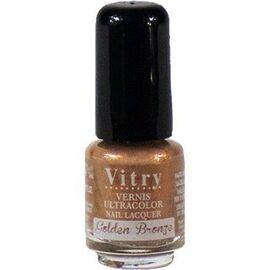 Vitry vernis à ongles golden bronze - vitry -226523