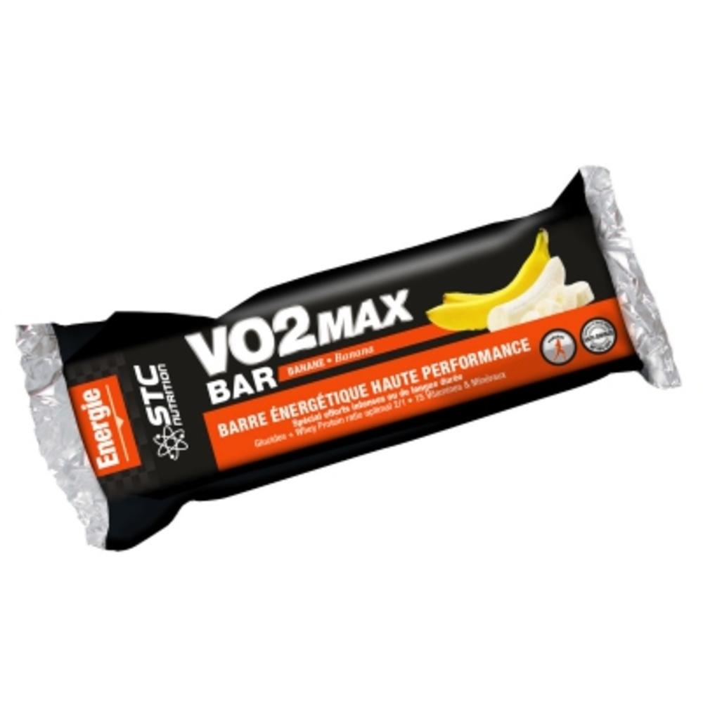 Vo2 max bar - banane - 45.0 g - stc nutrition -148087