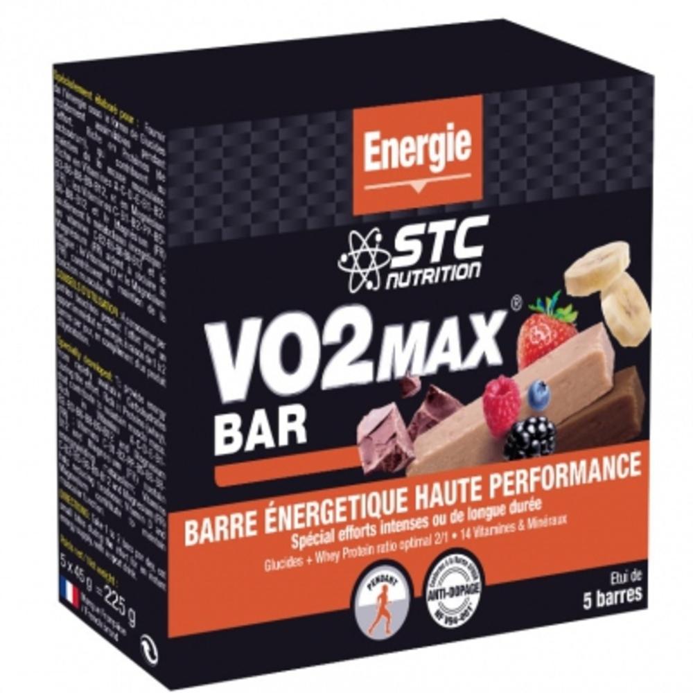 Vo2 max bar - chocolat - divers - stc nutrition -189954
