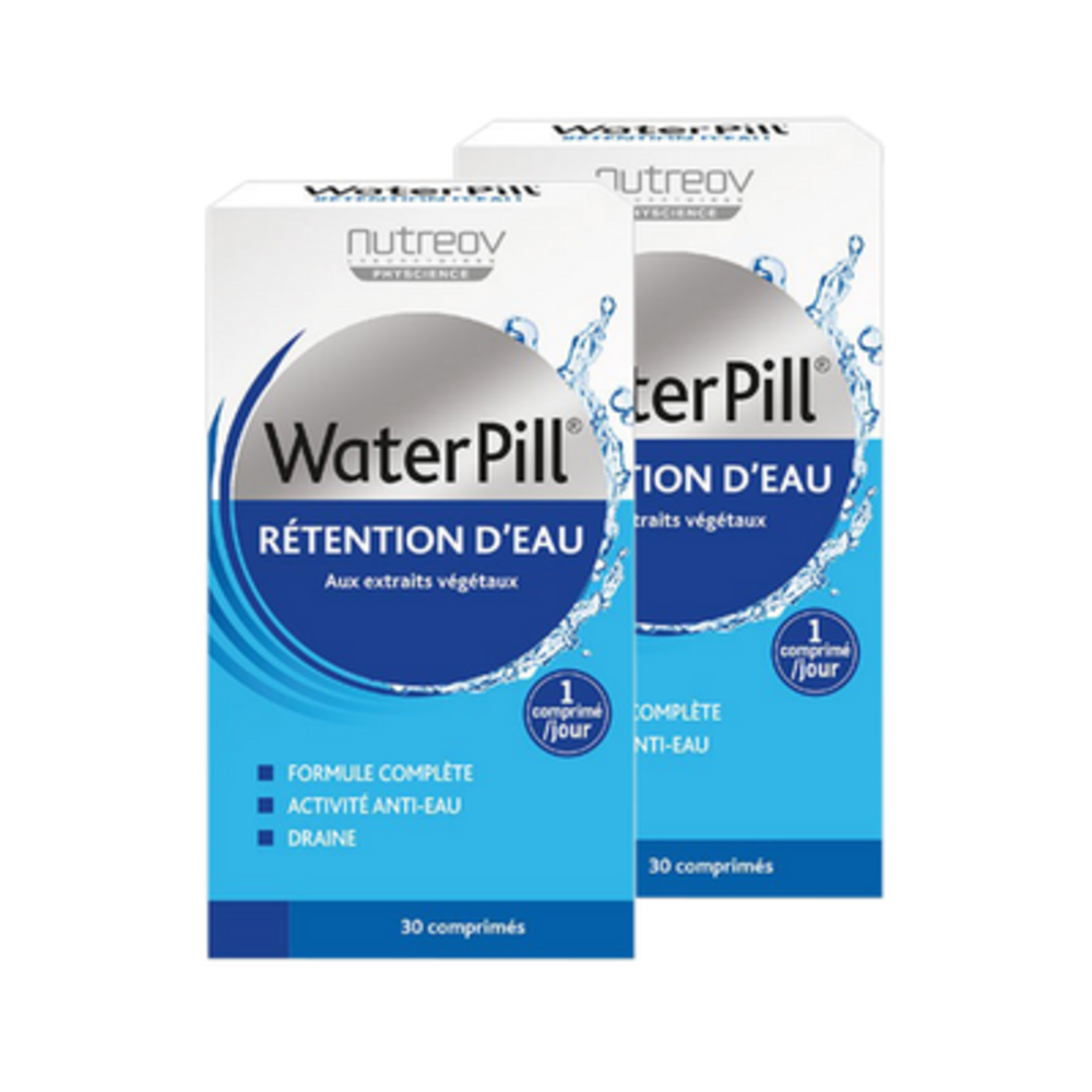Waterpill rétention d'eau - lot de 2 - nutreov -196634