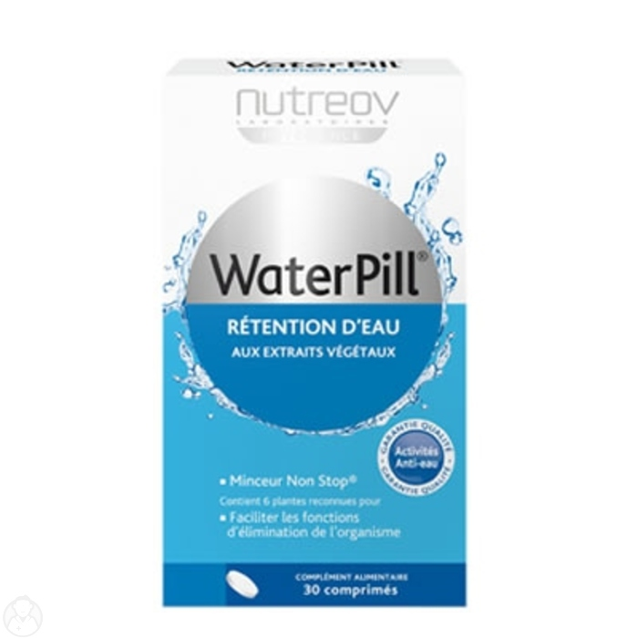 Prix de Nutreov Water Pill Rétention d'Eau