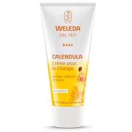 Weleda bébé calendula crème pour le change - 75ml - 75.0 ml - bébé - weleda Protège, régénère et apaise-526