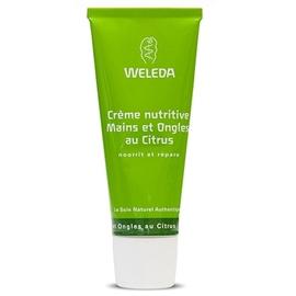 Weleda citrus crème mains - 50ml - 30.0 ml - soins spécifiques du corps et des mains - weleda Nourrit et répare-190010