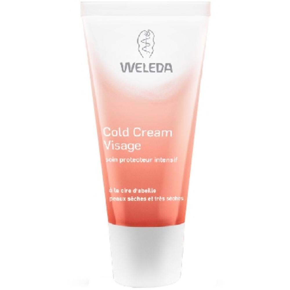 Weleda cold cream visage - 30.0 ml - visage - weleda Soin protecteur intensif-111701