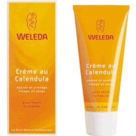Weleda crème au calendula - 75.0 ml - weleda Apaise et protège, visage et corps-491