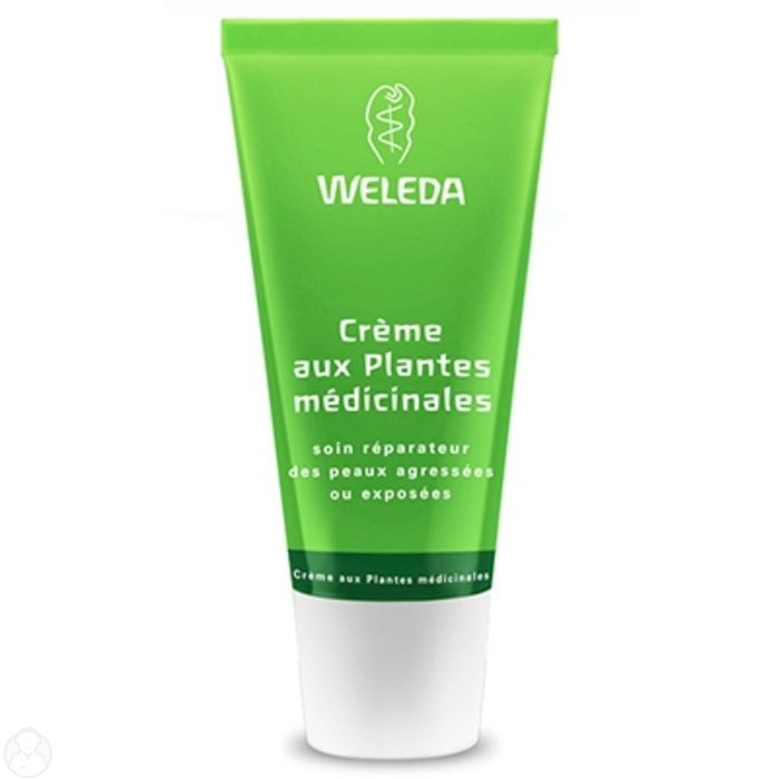 weleda cr me aux plantes m dicinales 30 0 ml soins sp cifiques du corps et des mains. Black Bedroom Furniture Sets. Home Design Ideas