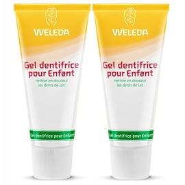 Weleda gel dentifrice enfant - lot de 2 - weleda -200858