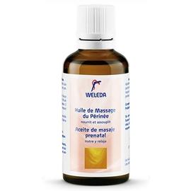 Weleda huile de massage du périnée - 50.0 ml - maternité - weleda Nourrit et assouplit-7123