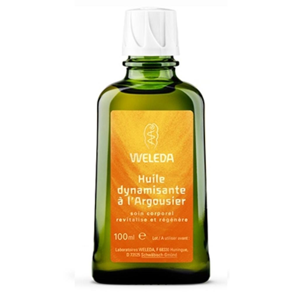 WELEDA Huile Dynamisante Argousier - 100.0 ml - huiles - Weleda Revitalise et régénère-522