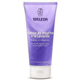 Weleda lavande crème de douche - 200.0 ml - hygiène - weleda Détente et relaxation-9734