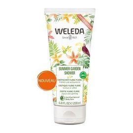 Weleda summer garden shower crème de douche 200ml - weleda -226837